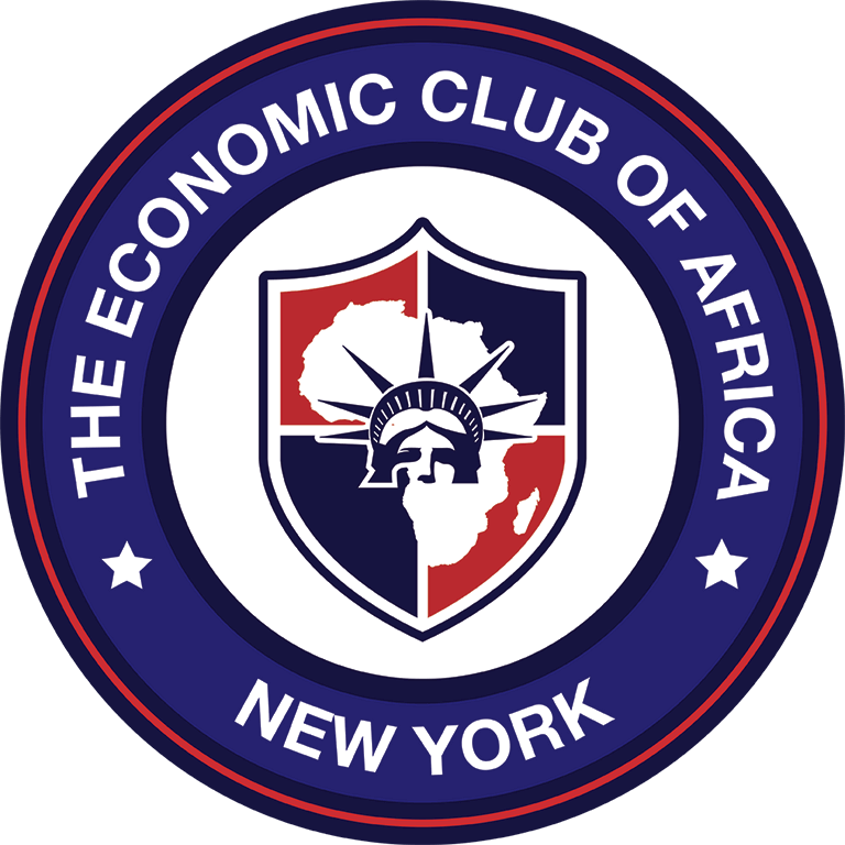 The Economic Club of Africa New York Logo